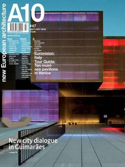 A10 New European Architecture 47 Teruelzilla ˙ MI5 + PKMN [2012] Holanda