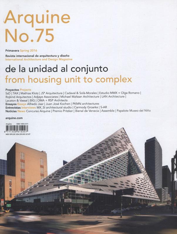 ARQUINE 75 - All I own House ˙ PKMN [Abril 2016] Mexico