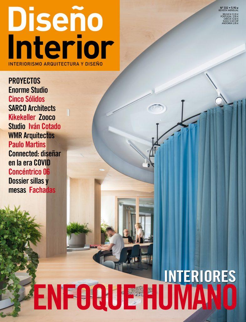 DISE•O INTERIOR 332 -Imagen Portada- Oficinas Xeito - Enorme [2020]