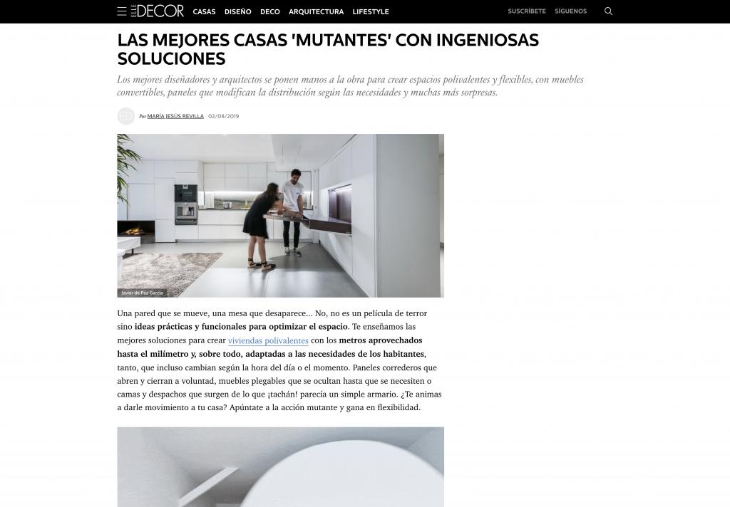 ELLE DECOR Netflix House - Enorme Estudio [2020] España 2