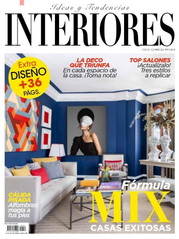 Interiores 234 - Varios Proyectos ˙ Perfil Enorme [Noviembre 2020] Spain